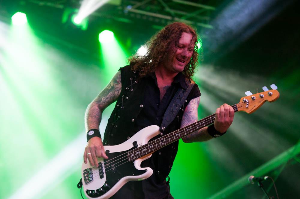 Helloween live, Rock Harz Festival 2014