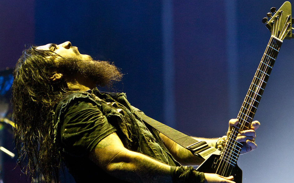 Machine Head live, Summer Breeze 2014