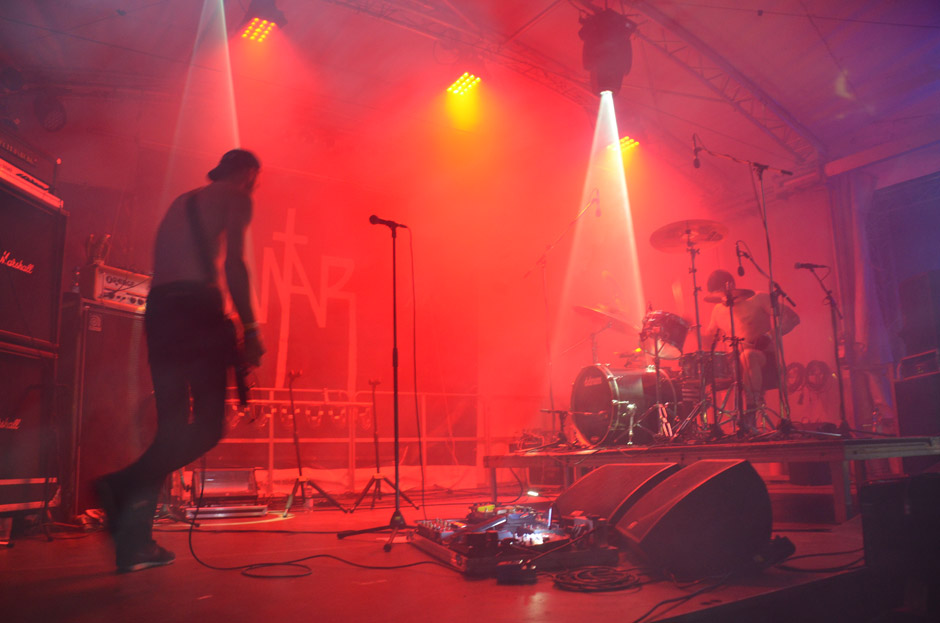 Mantar live, Summer Breeze 2014