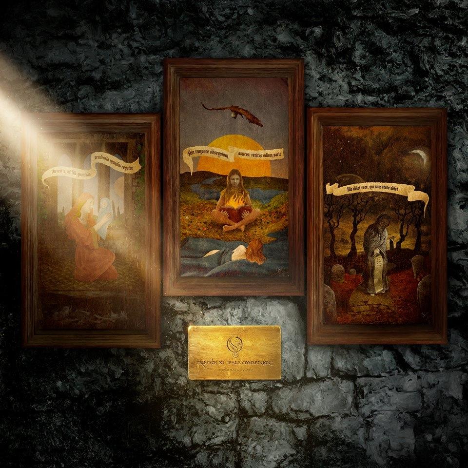 Opeth PALE COMMUNION