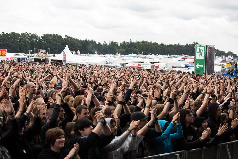 Summer Breeze 2014: Fans und Atmo