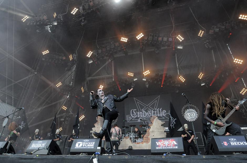 Endstille live,  Wacken Open Air 2012