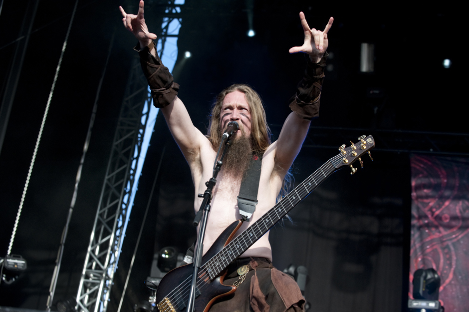 Ensiferum live, Out & Loud Festival 2014 in Geiselwind