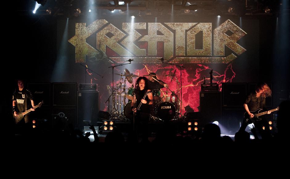 Kreator, Full Metal Cruise 2013
