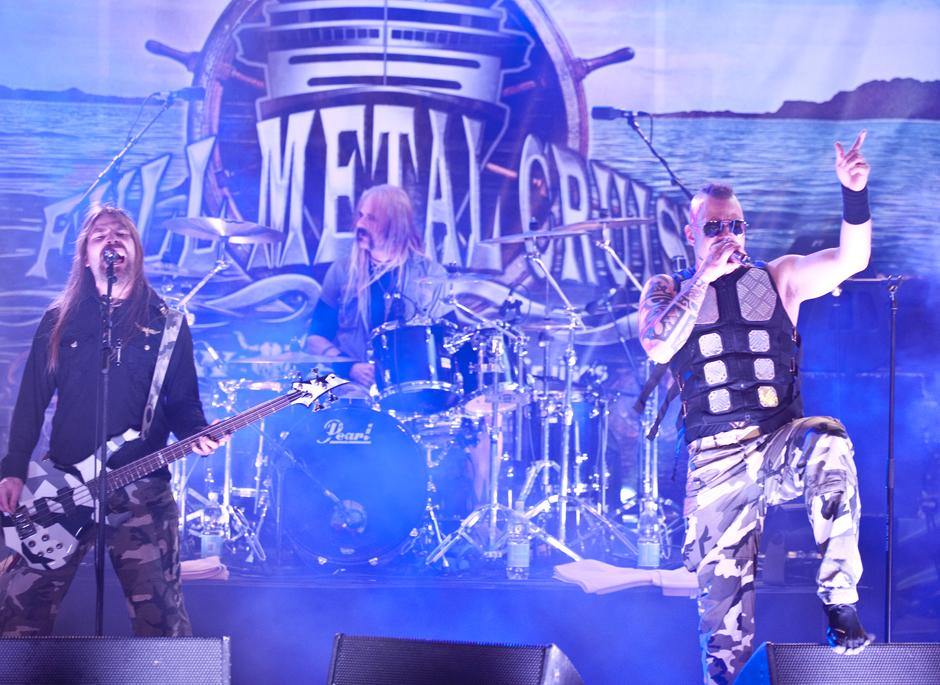 Sabaton, Full Metal Cruise 2013