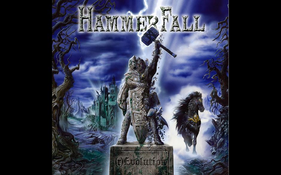 HammerFall Hammer Of Live