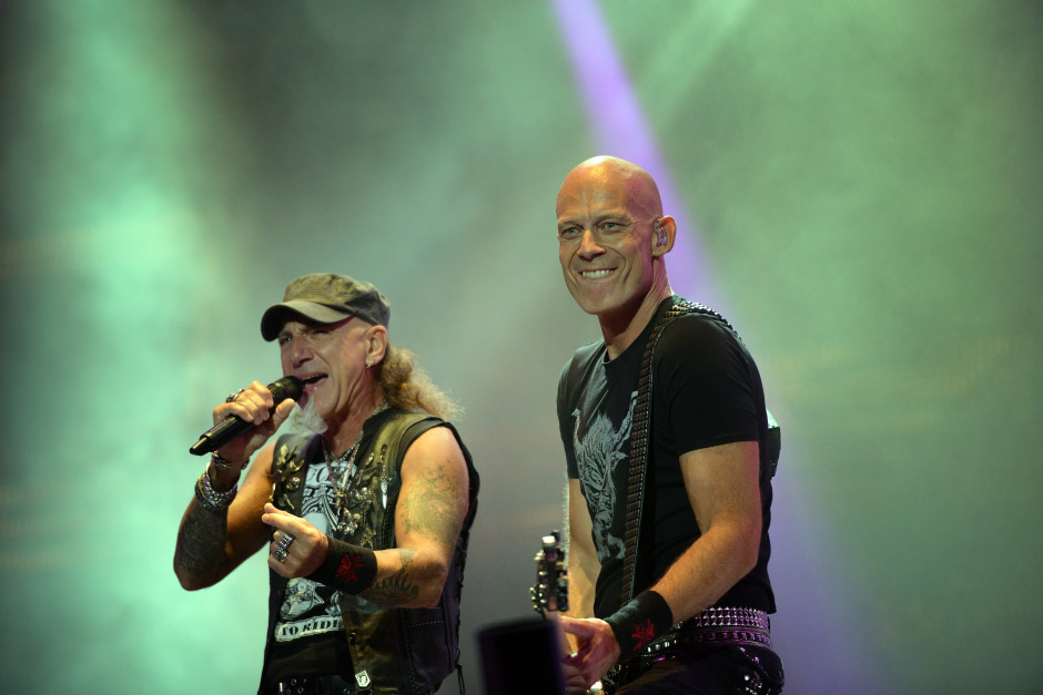 Accept live, Wacken Open Air 2014