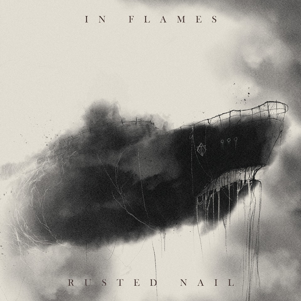 In Flames RUSTED NAIL Single
