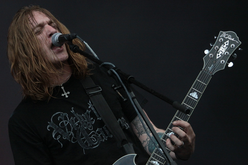 Nachtmystium, live, Party.San 2011