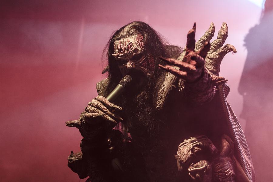 Lordi live, 21.12.2013, Gießen