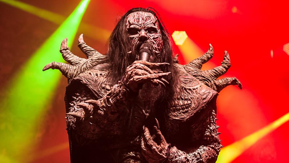 Lordi live, 27.12.2013, Fürth