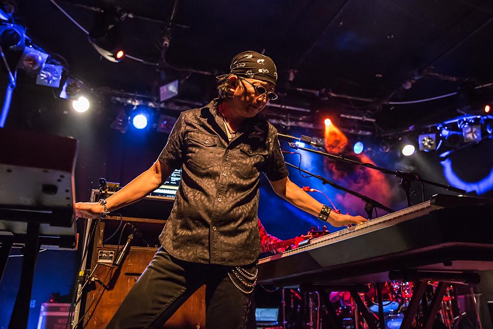 Spock's Beard live, 07.09.2014, Nürnberg: Hirsch