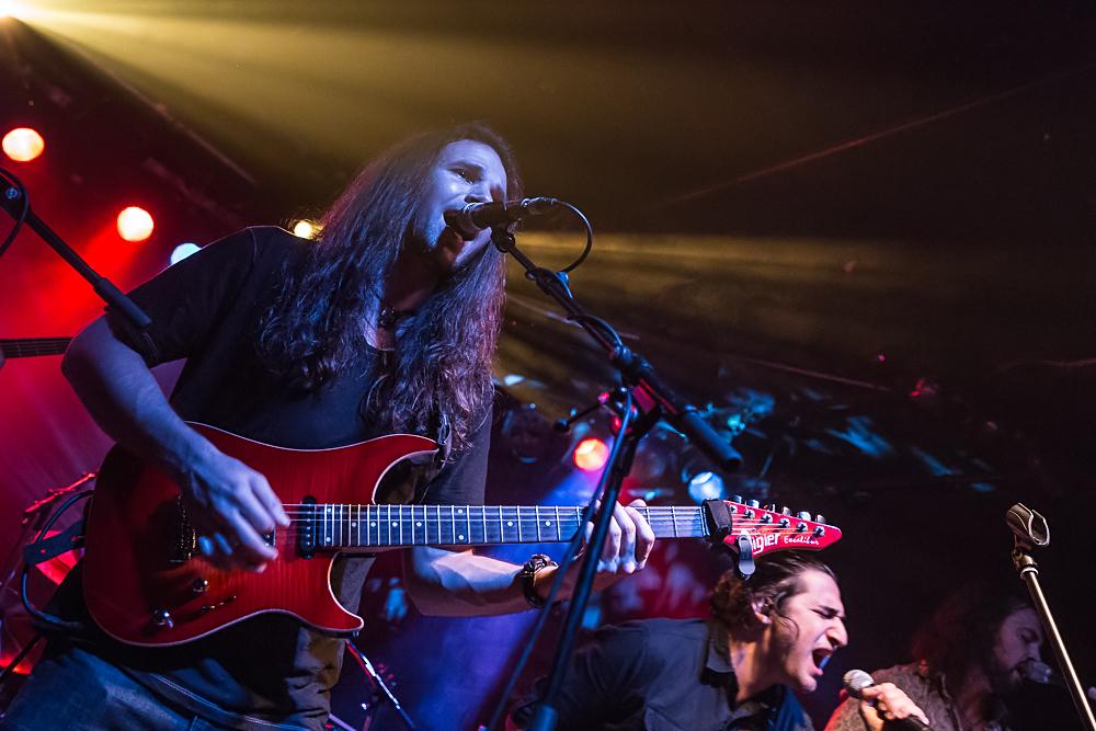 The Sixxis live, 07.09.2014, Nürnberg: Hirsch