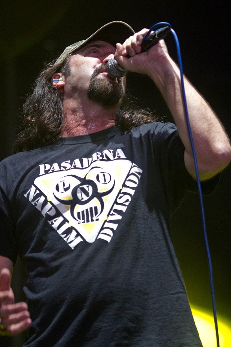 DRI, Graspop Metal Meeting 2011