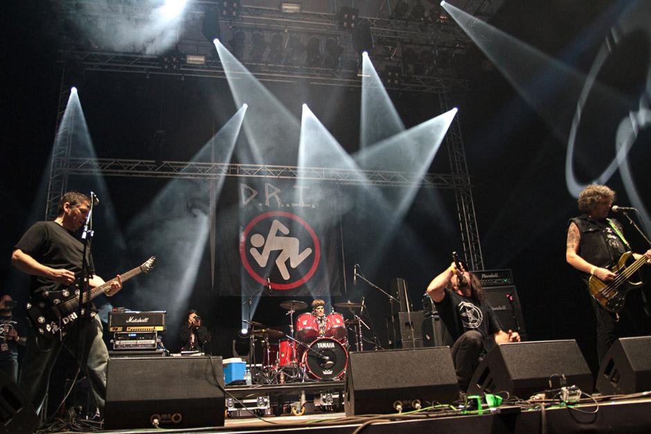 DRI live,  Wacken Open Air 2012