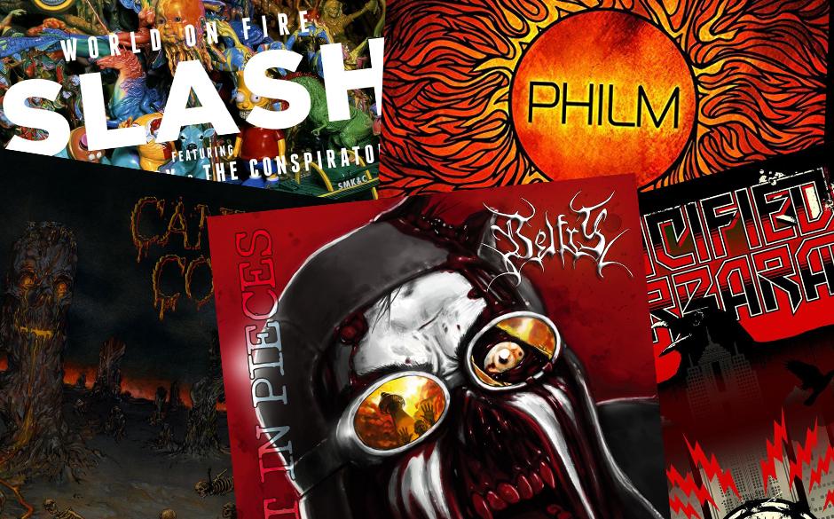 Die neuen Metal-Alben vom 12.09.2014 >>>