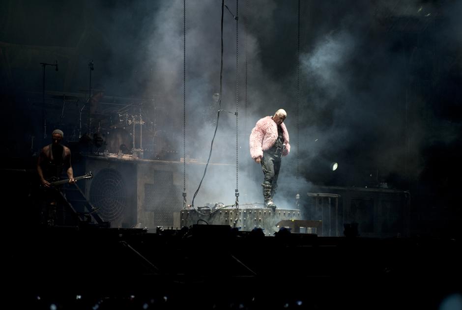 Rammstein live, Wacken Open Air 2013