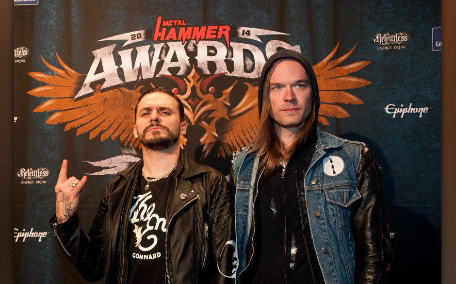 METAL HAMMER AWARDS 2014