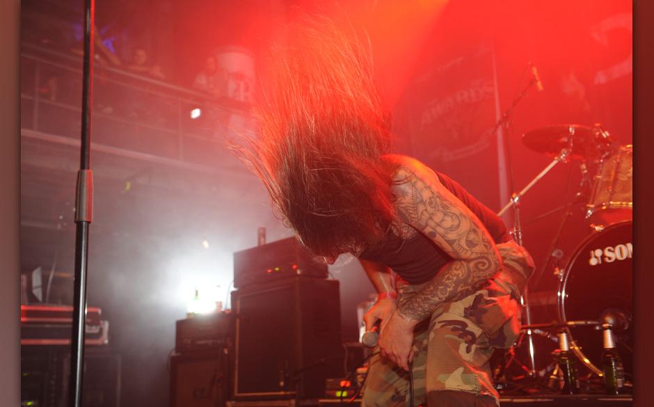 Reactory live, METAL HAMMER AWARDS 2014
