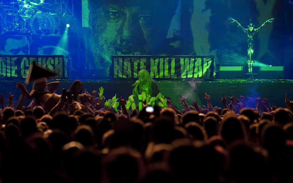 Rob Zombie, With Full Force 2014