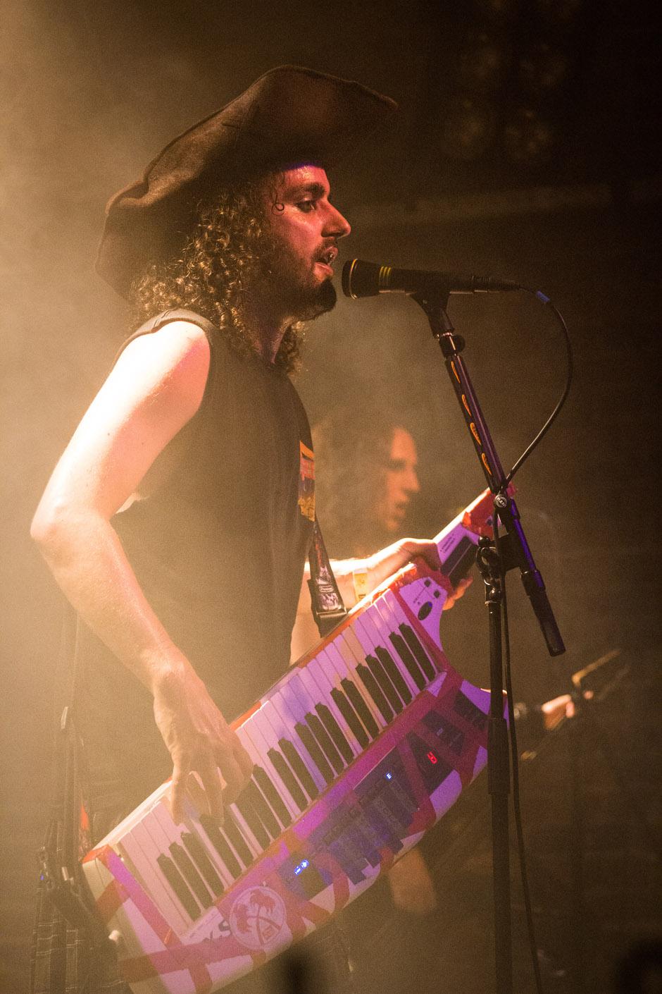 Alestorm live, 13.09.2014, Bochum: Matrix