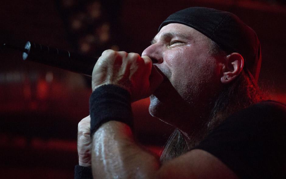 Brainstorm live, 13.09.2014, Bochum: Matrix
