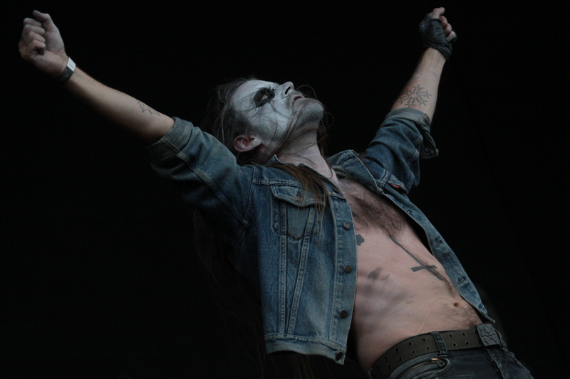 Taake, live, Party.San 2011