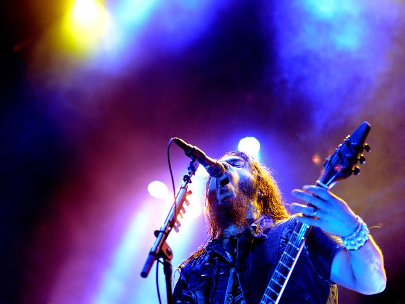 Machine Head live, Elbriot 2014