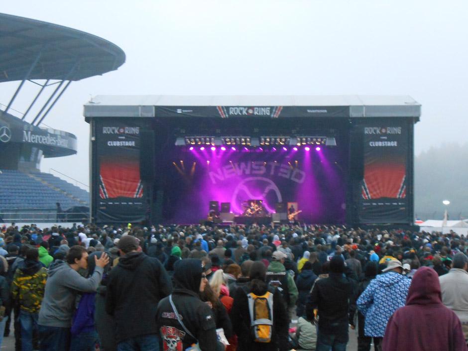 Atmo, Fans und Campingplatz, Rock am Ring 2013