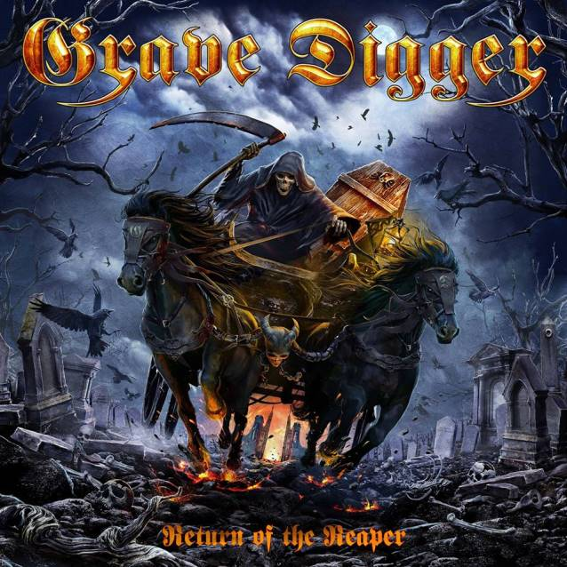 Grave Digger RETURN OF THE REAPER