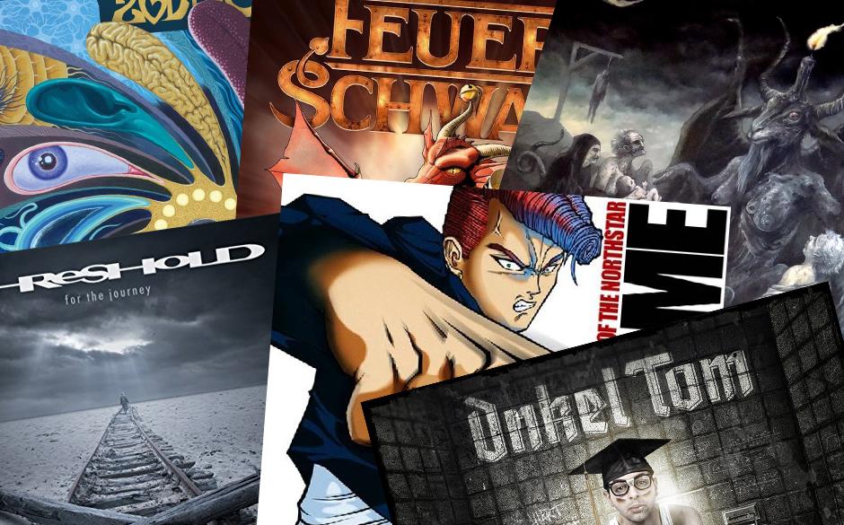 Die neuen Alben vom 19.09.2014 >>>