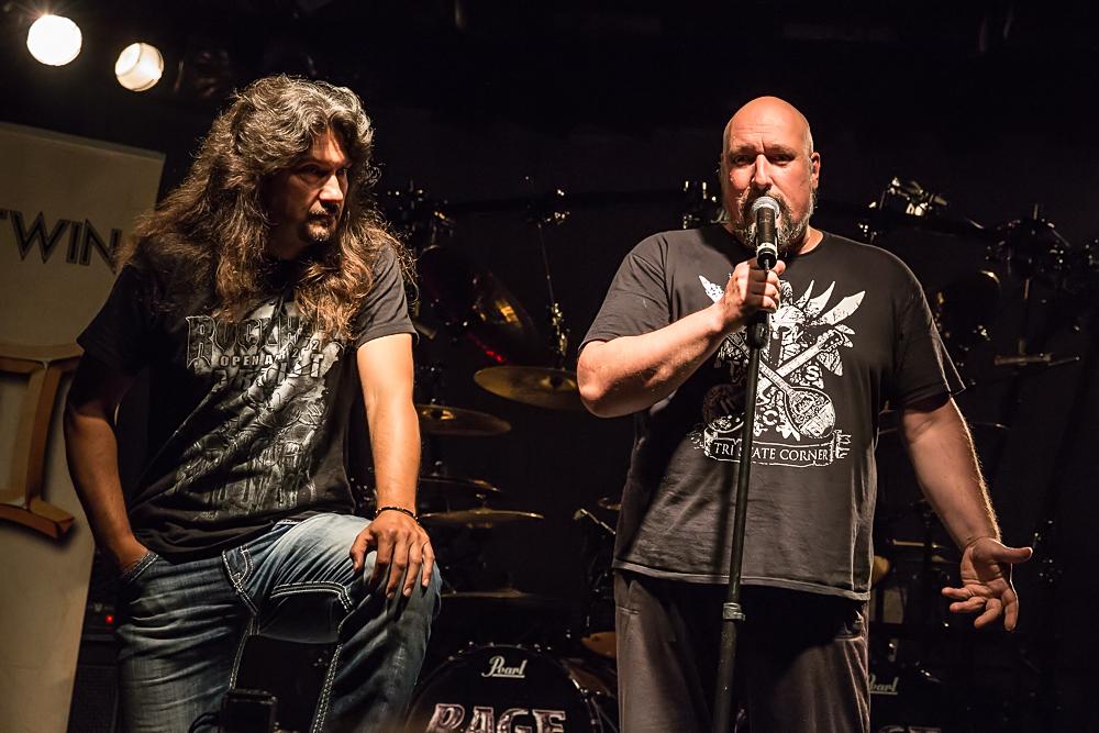 Rage, 16.09.2014, Nürnberg: Hirsch