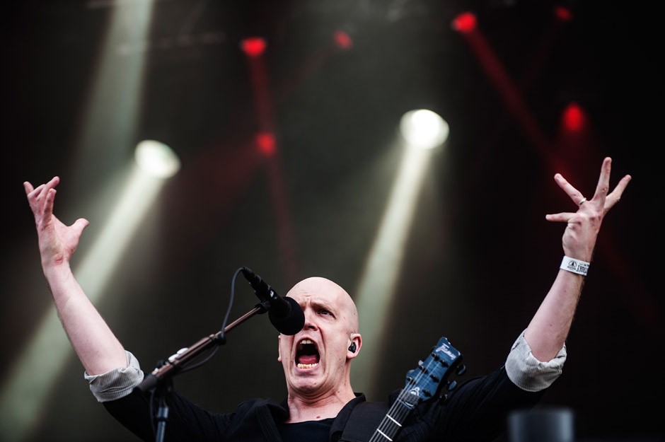 Devin Townsend live, Wacken Open Air 2014