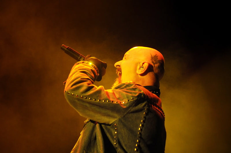 Judas Priest, Graspop Metal Meeting 2011