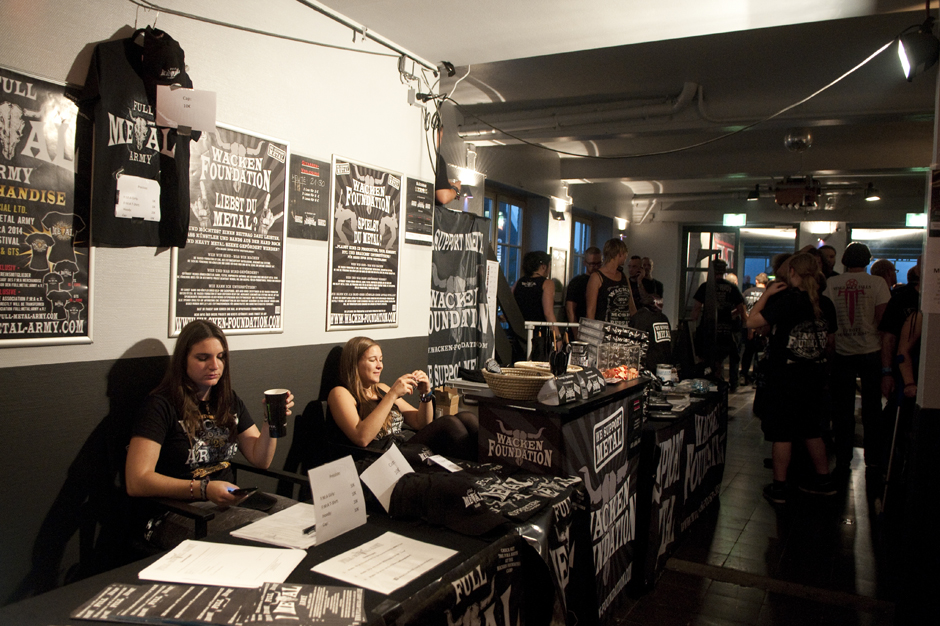 Hamburg Metal Dayz 2014
