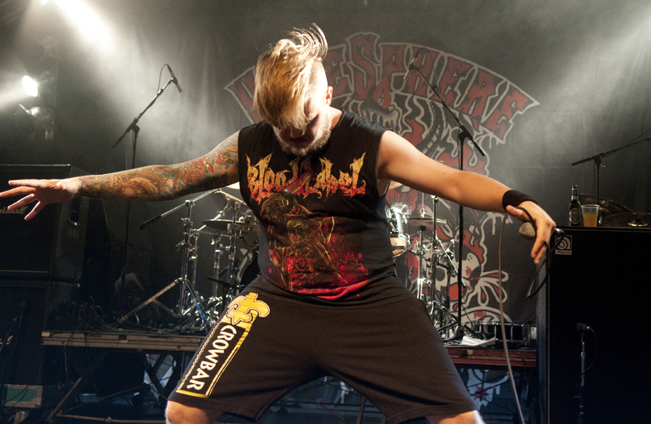 Hatesphere, Hamburg Metal Dayz 2014