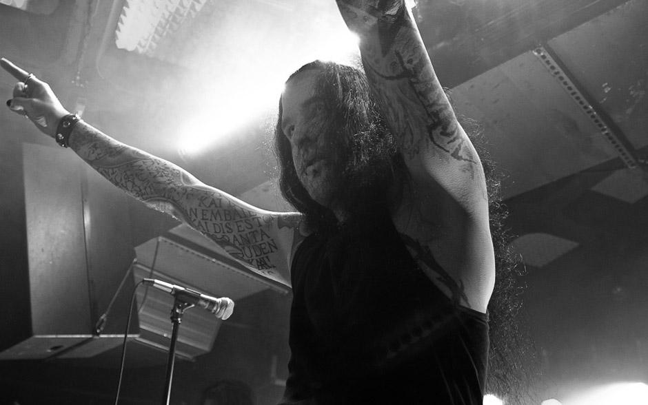 Agrypnie live, 04.03.2013, Berlin