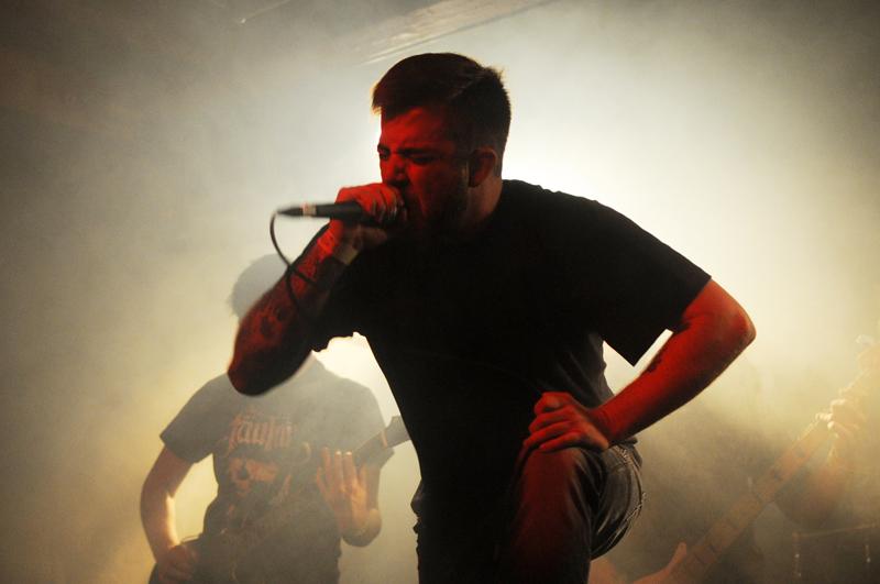 Der Weg einer Freiheit, Hamburg Metal Dayz 2012