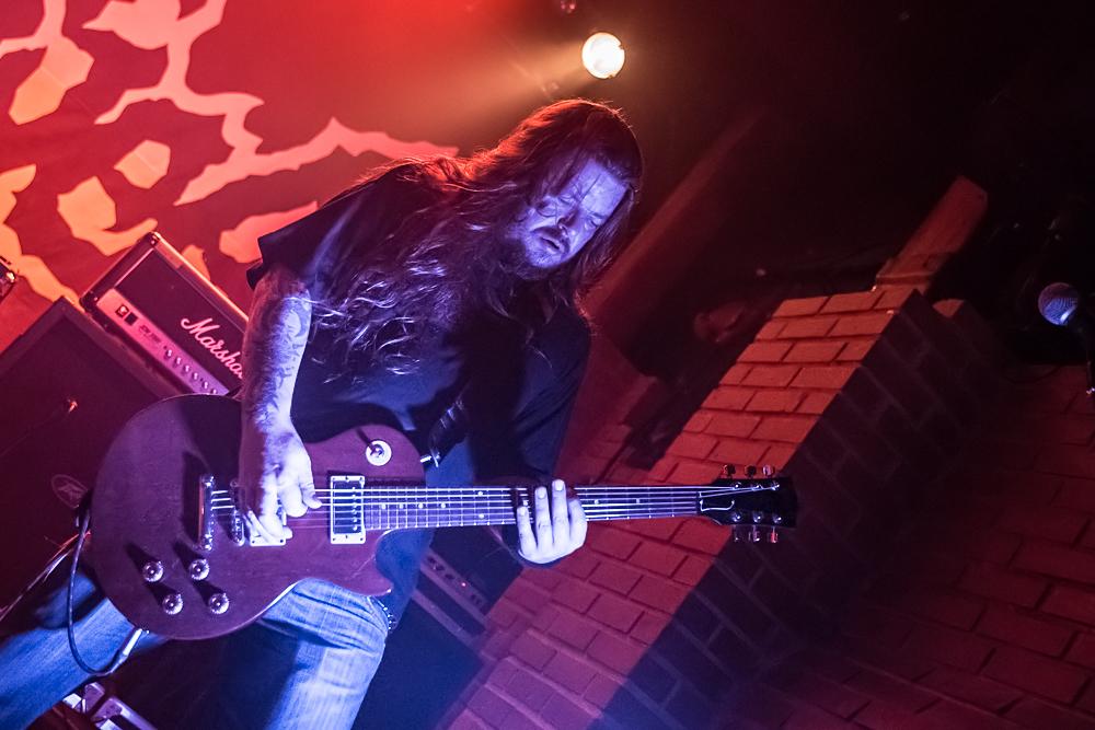 Entombed A.D. live, 23.09.2014, Nürnberg: Rockfabrik