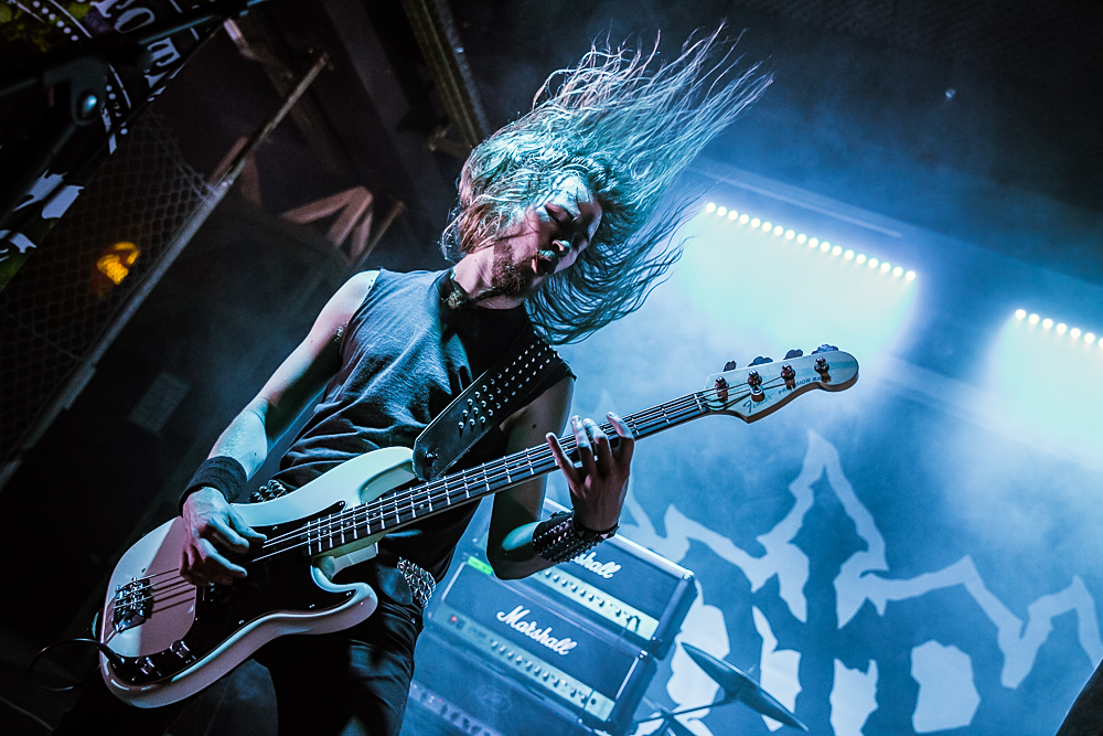 Grave live, 23.09.2014, Nürnberg: Rockfabrik