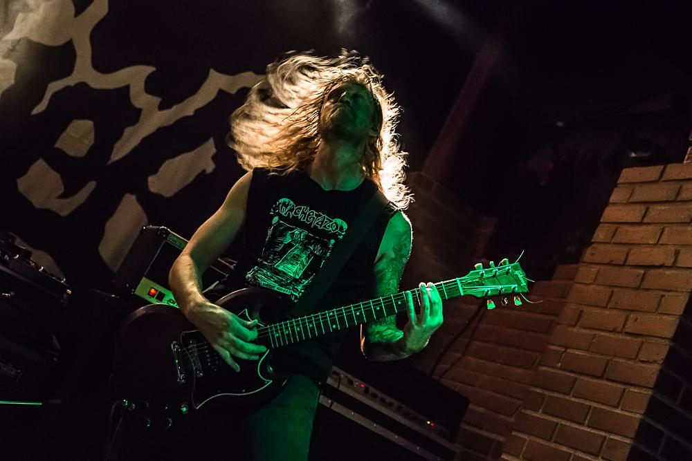Repuked live, 23.09.2014, Nürnberg: Rockfabrik