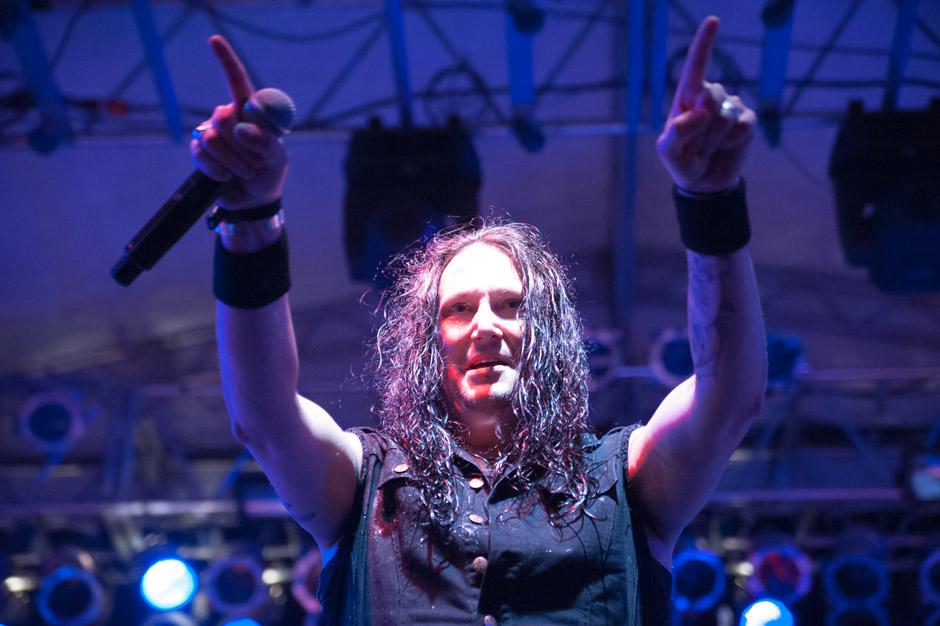 Metal Church, 70000 Tons Of Metal 2013