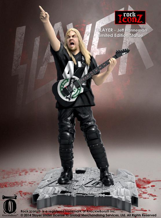 Jeff Hanneman als Spiel-Figur