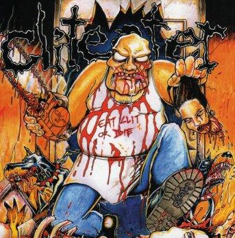 Cliteater - Eat Clit Or Die