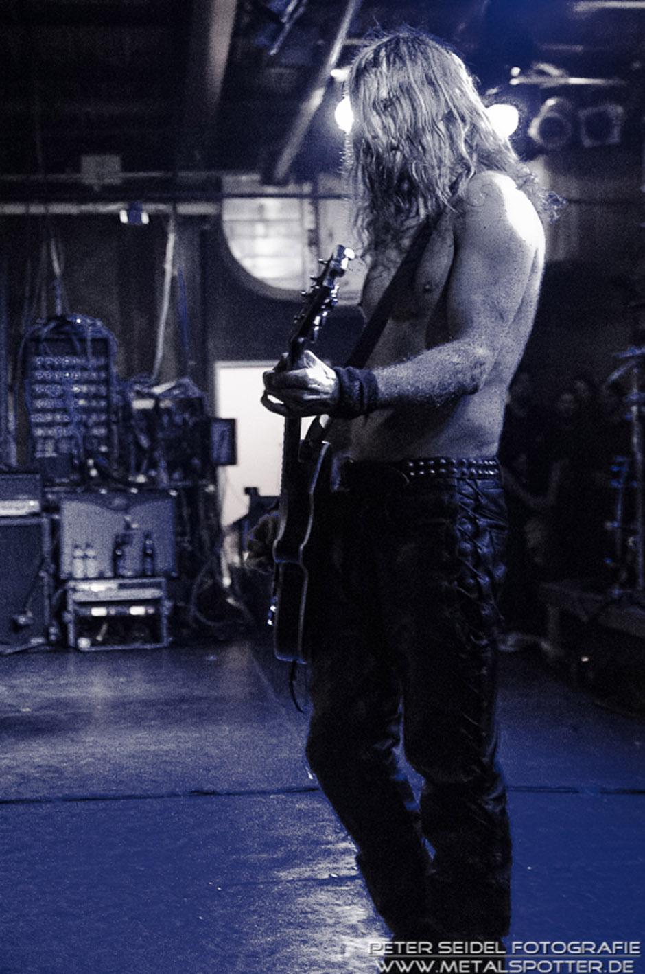 Enslaved live, 31.03.2013, München