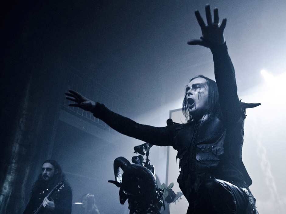Cradle Of Filth live, 28.02.2014, Hamburg