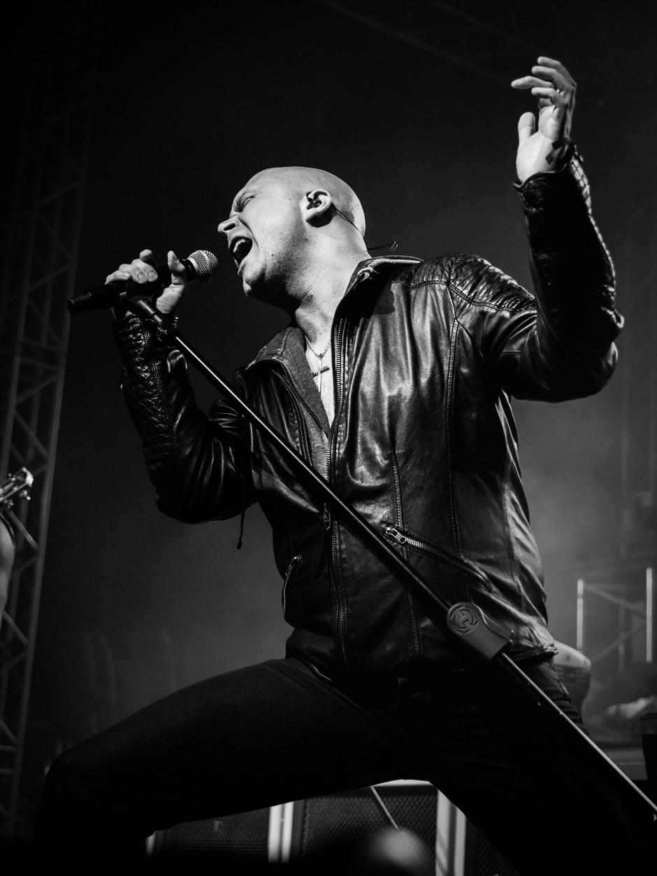 Unisonic live, 28.09.2014 Oberhausen