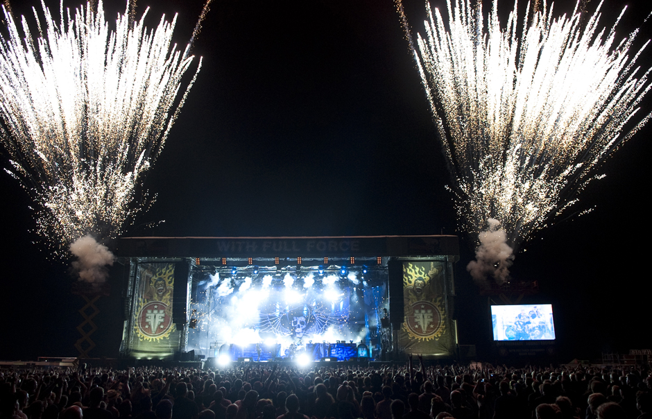 Volbeat, With Full Force 2014, C.Kersten