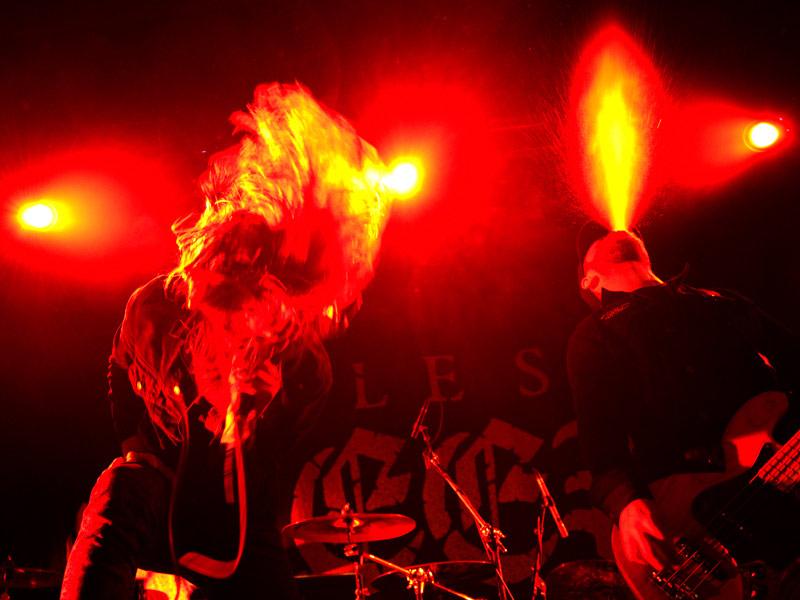 While She Sleeps live, 30.09.2014, Hamburg