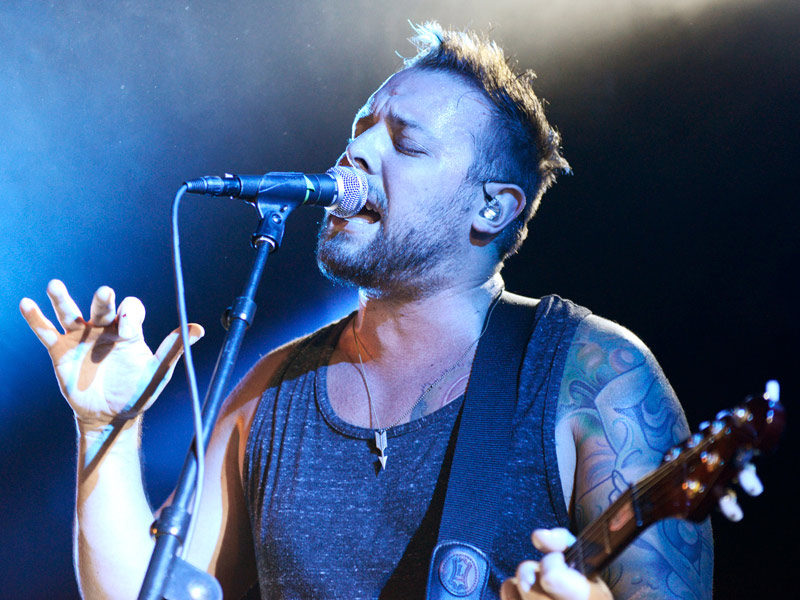 Wovenwar live, 30.09.2014, Hamburg